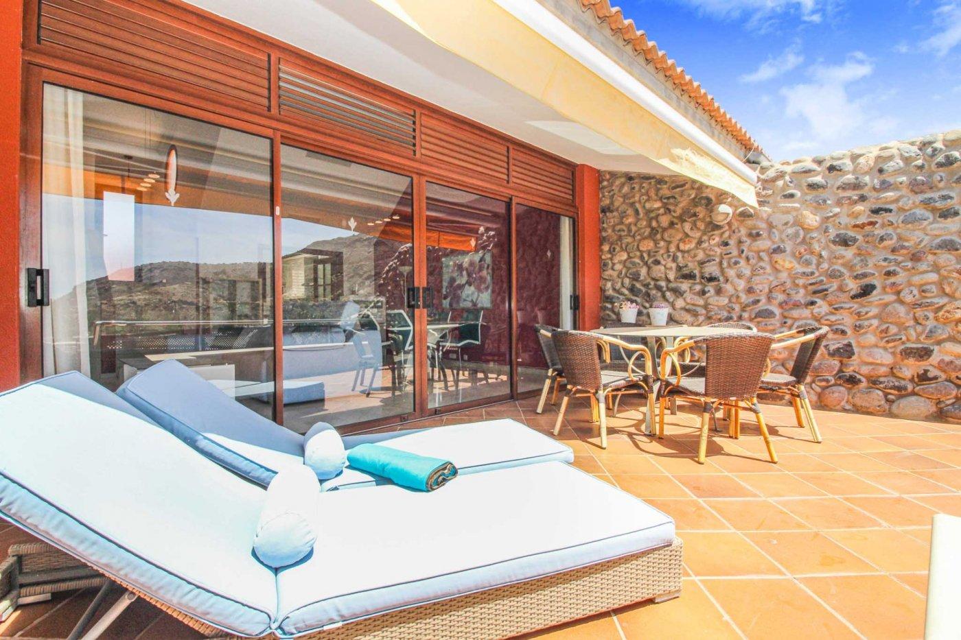 Luxusní třípodlažní vila Anfi Tauro Golf v Tauro